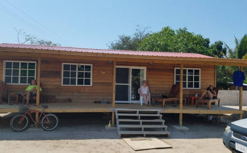 Our Belize Cabana