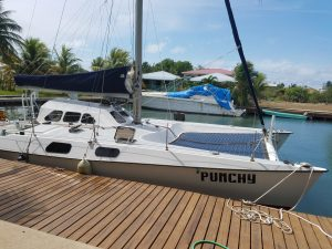 Day Tripper Catamaran is my usual ride for a day on the water swimming and snorkeling.