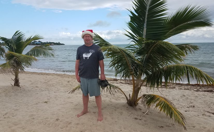 Merry Christmas from Belize